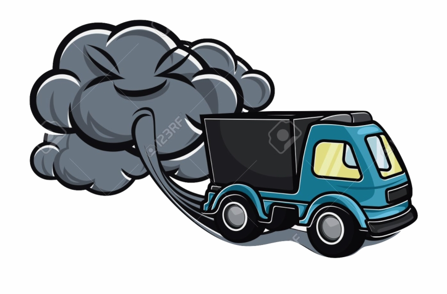 Air pollution clipart cars vector black and white stock Air Pollution In Hk - Car Pollution Png Free PNG Images & Clipart ... vector black and white stock