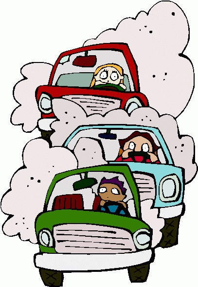 Air pollution clipart cars transparent library SCMT News: Reducing Smog – WV Presbytery transparent library
