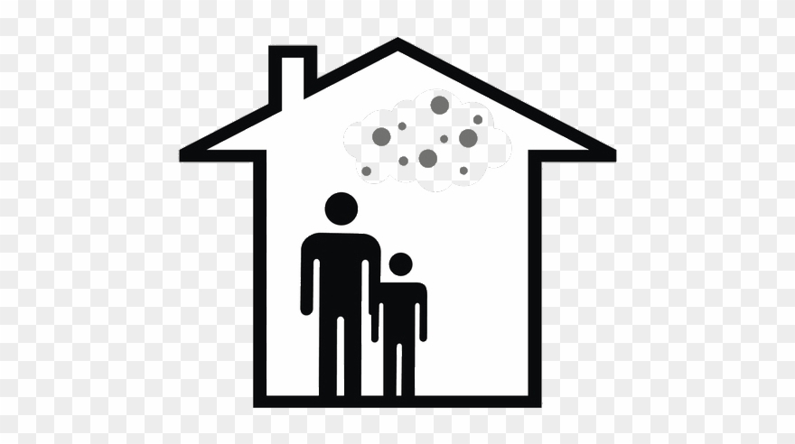 Air quality clipart clipart black and white Dry Air Solutions For Indoor Air Quality - Indoor Air Pollution ... clipart black and white