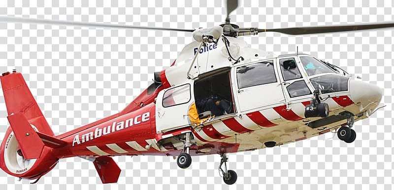 Air rescue clipart vector free download Red and white Ambulance helicopter, Helicopter Flight Airplane Air ... vector free download