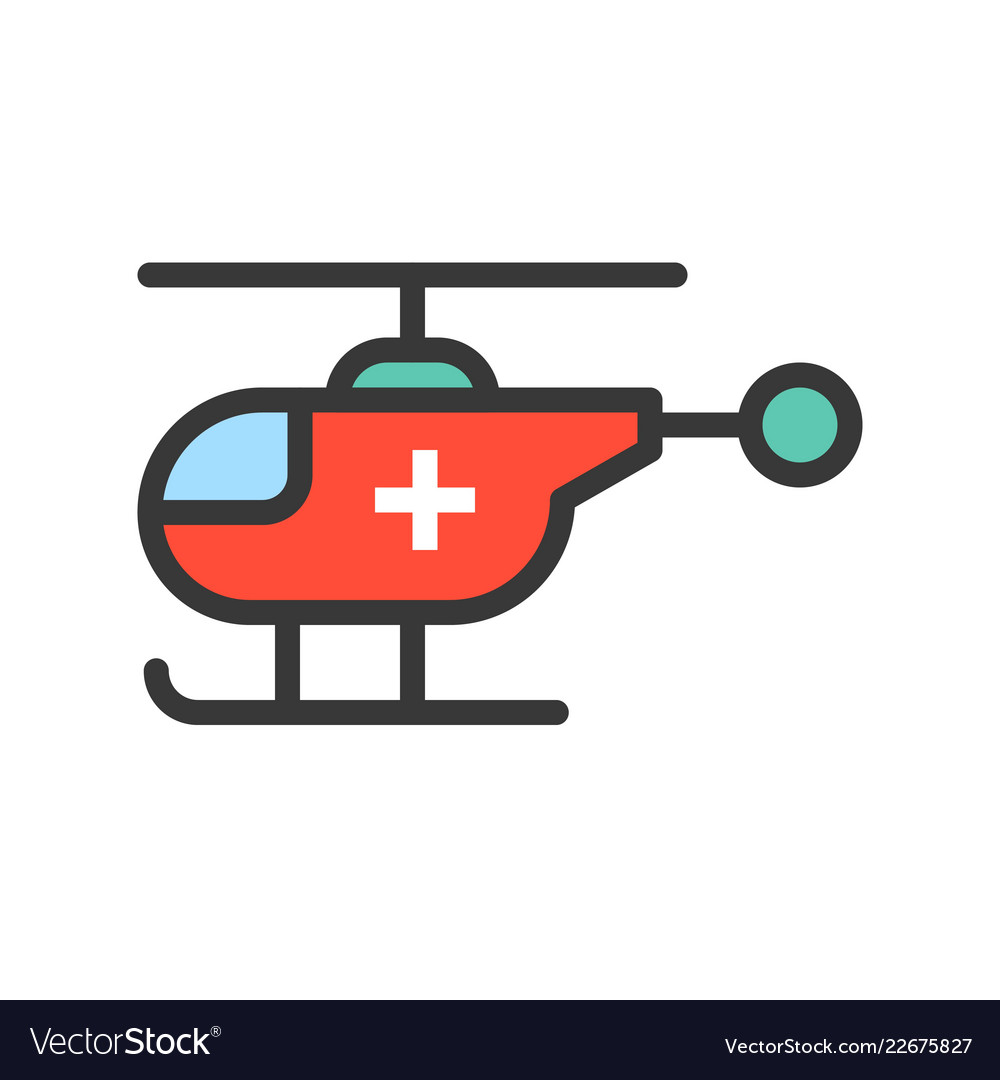 Air rescue clipart graphic freeuse Rescue helicopter filled outline icon graphic freeuse