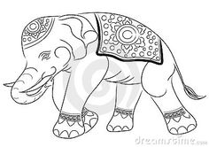 Airavata clipart cute clip art royalty free library 75 Best Elephants images in 2016 | Elephant, Elephant art, Elephant love clip art royalty free library