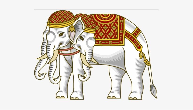 Airavata clipart cute banner library library Airavata, The King-god Of Elephants - Indra Elephant - 529x387 PNG ... banner library library
