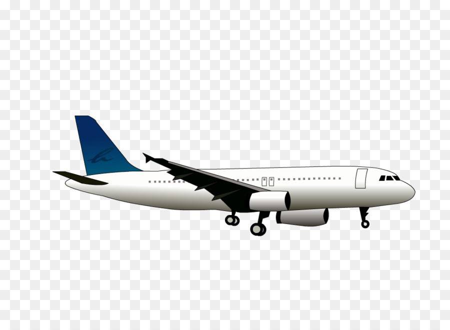 Airbus 320 cartoon clipart clipart freeuse library Airplane Clipart png download - 1000*727 - Free Transparent Airbus ... clipart freeuse library