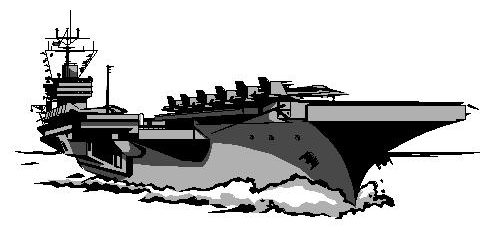 Carrier clipart clip stock Aircraft Carrier Clipart & Look At Clip Art Images - ClipartLook clip stock