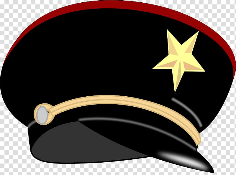 Army beret clipart clip transparent library Military Army Hat Soldier , Free Military transparent background PNG ... clip transparent library