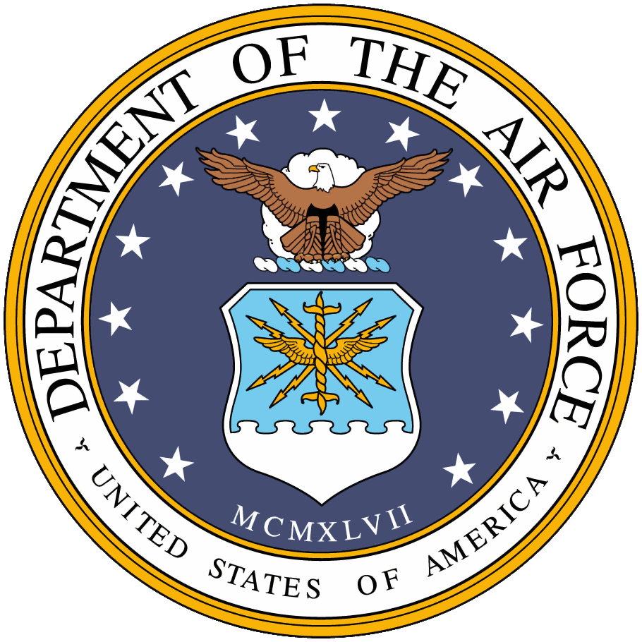 Airforce star clipart library File:Seal of the United States Department of the Air Force.png ... library