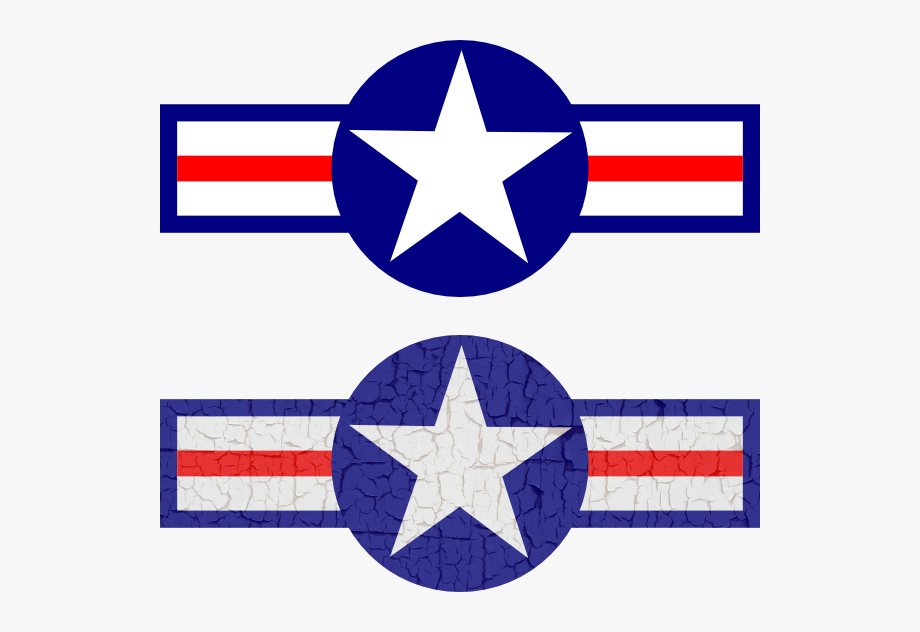 Airforce star clipart banner transparent How To Set Use Air Force Stripes And Star Svg Vector - Us Air Force ... banner transparent