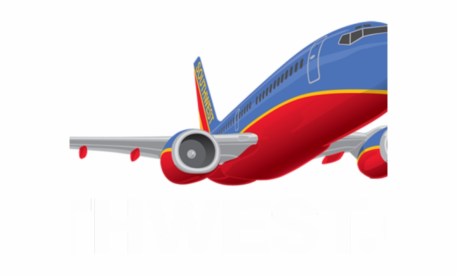 Southwest airlines clipart free