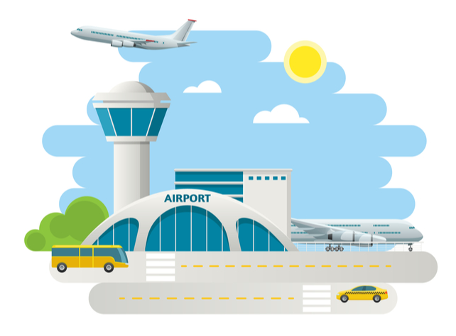 Airlines clipart domestic airfares freeuse download Cheapest Days to Fly: Summer 2018 | CheapAir freeuse download