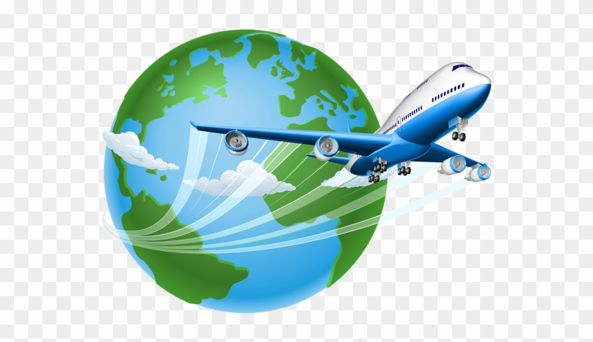 Airlines clipart domestic flight schedule free Air Trave Png Clipart - Domestic And International Flights - Free ... free