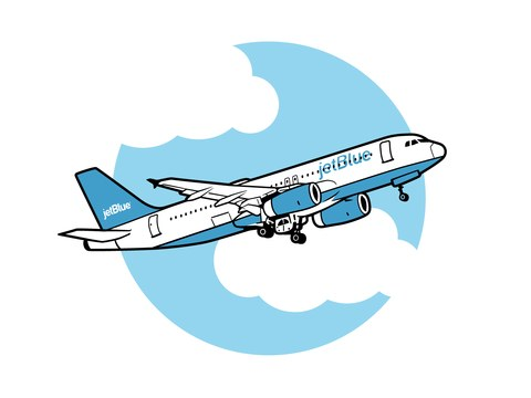 Airlines clipart flight schedule image download Change Fees 101: Which U.S. Airlines Charge the Most to Book a New ... image download
