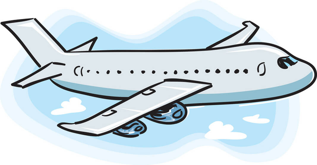 Airlines clipart flight schedule picture black and white stock airline-clipart-airline-clipart-1 - USC Viterbi | Career Services picture black and white stock