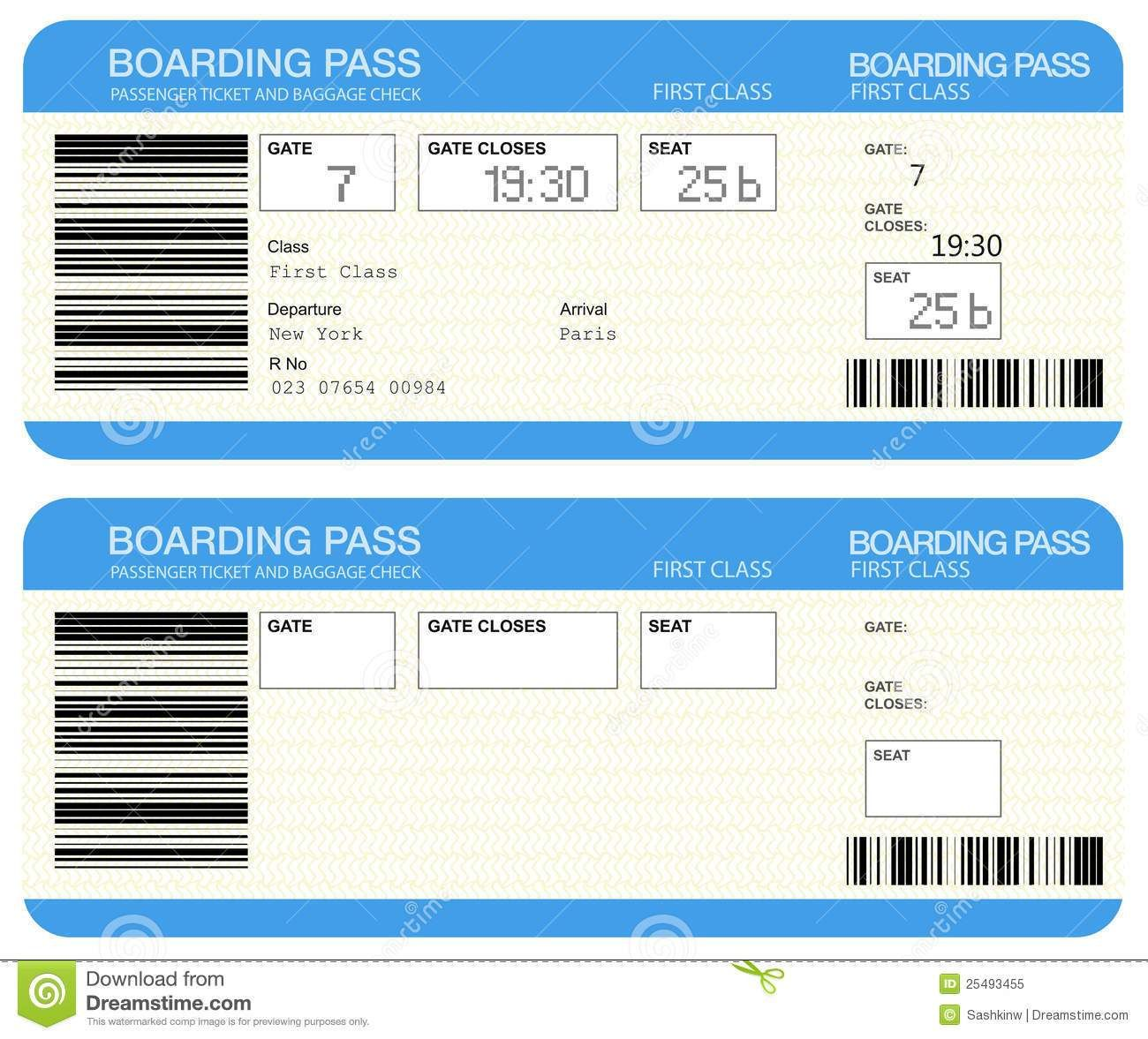 Airplane boarding pass clipart banner free library blank plane ticket clipart clipart kid   scouts   Ticket template ... banner free library