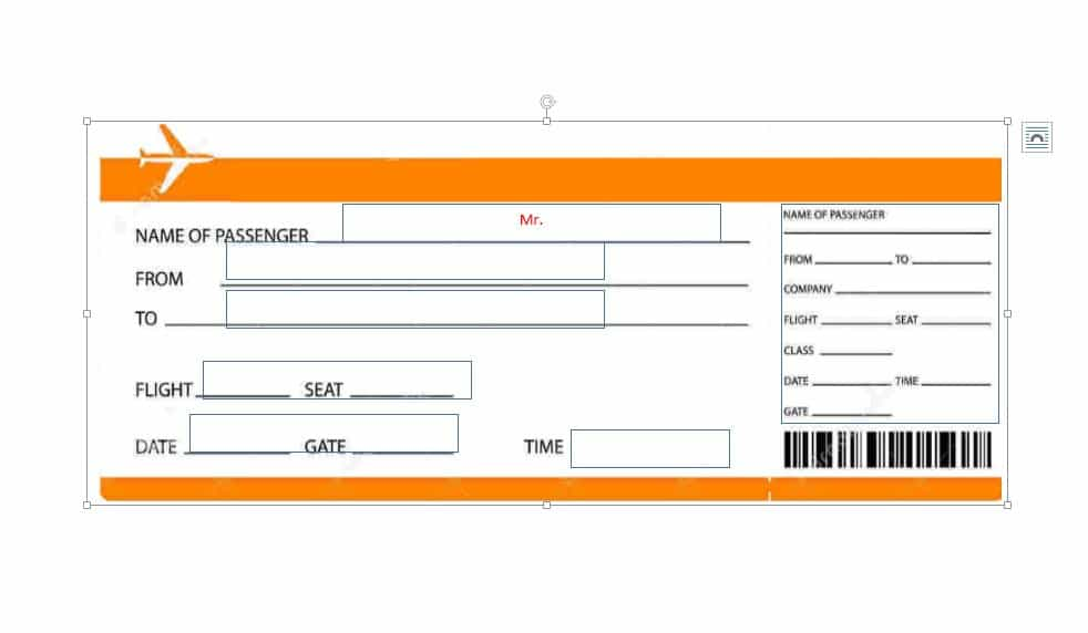 Airplane boarding pass clipart picture transparent 16 Real & Fake Boarding Pass Templates - 100% FREE ᐅ Template Lab picture transparent