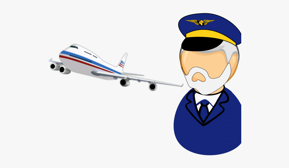 Airplane captain clipart clip art royalty free stock Plane Clipart Captain - Airplane Pilot Clip Art #2618741 - Free ... clip art royalty free stock