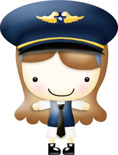 Airplane captain clipart png royalty free stock 802 Best Aviator & Airplane Printables images in 2017   Air ride ... png royalty free stock