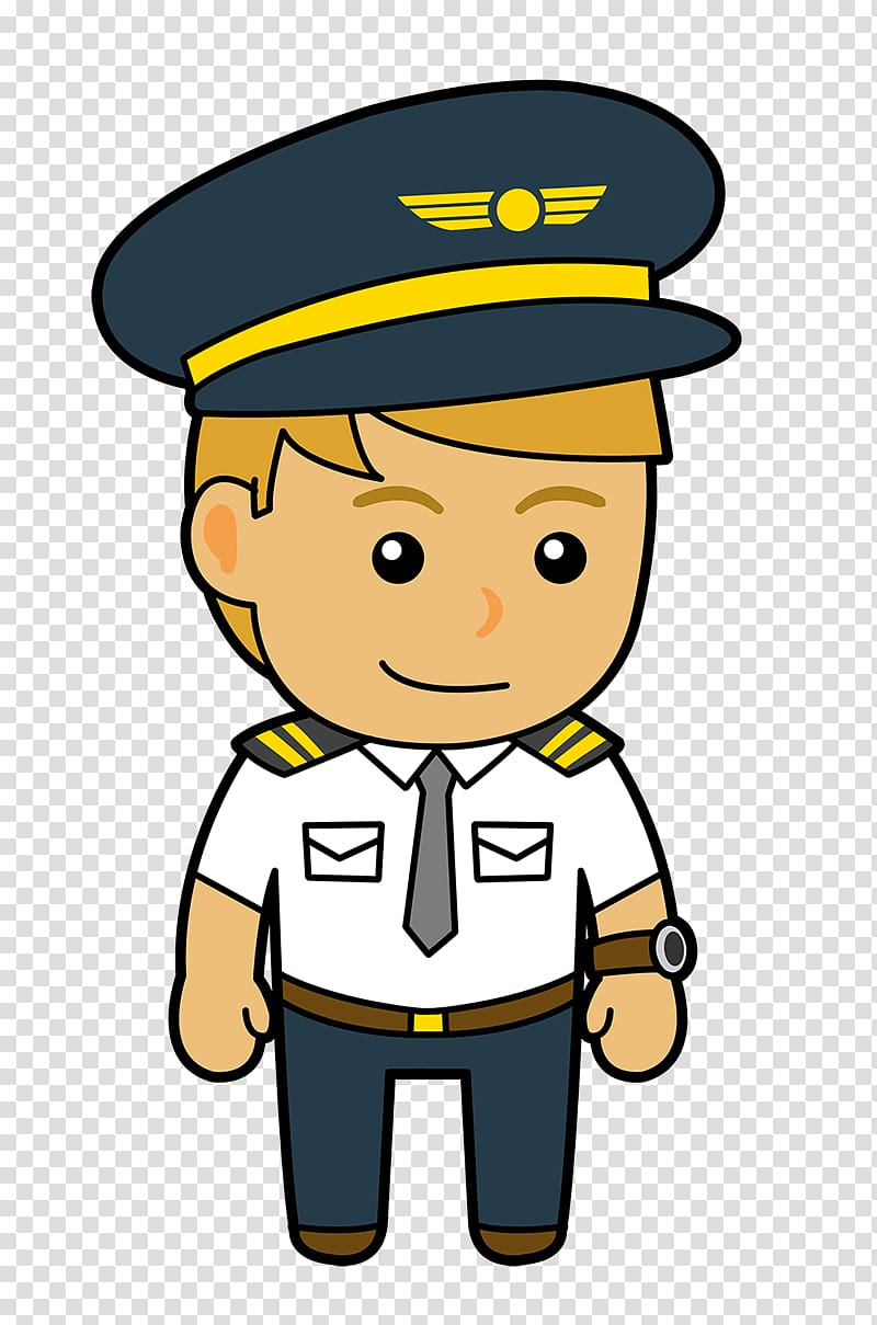 Airplane captain hat clipart svg royalty free stock Pilot In Command transparent background PNG cliparts free download ... svg royalty free stock