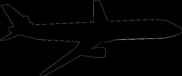 Airplane clipart blavk transparent jpg transparent download Airplane Clipart Black And White Free Images Transparent Png 2 - AZPng jpg transparent download