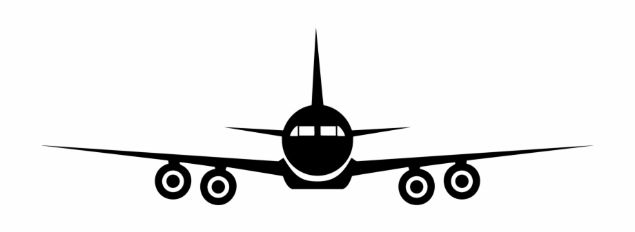Airplane clipart chalk banner black and white Aeroplane Drawing | Free download best Aeroplane Drawing on ... banner black and white