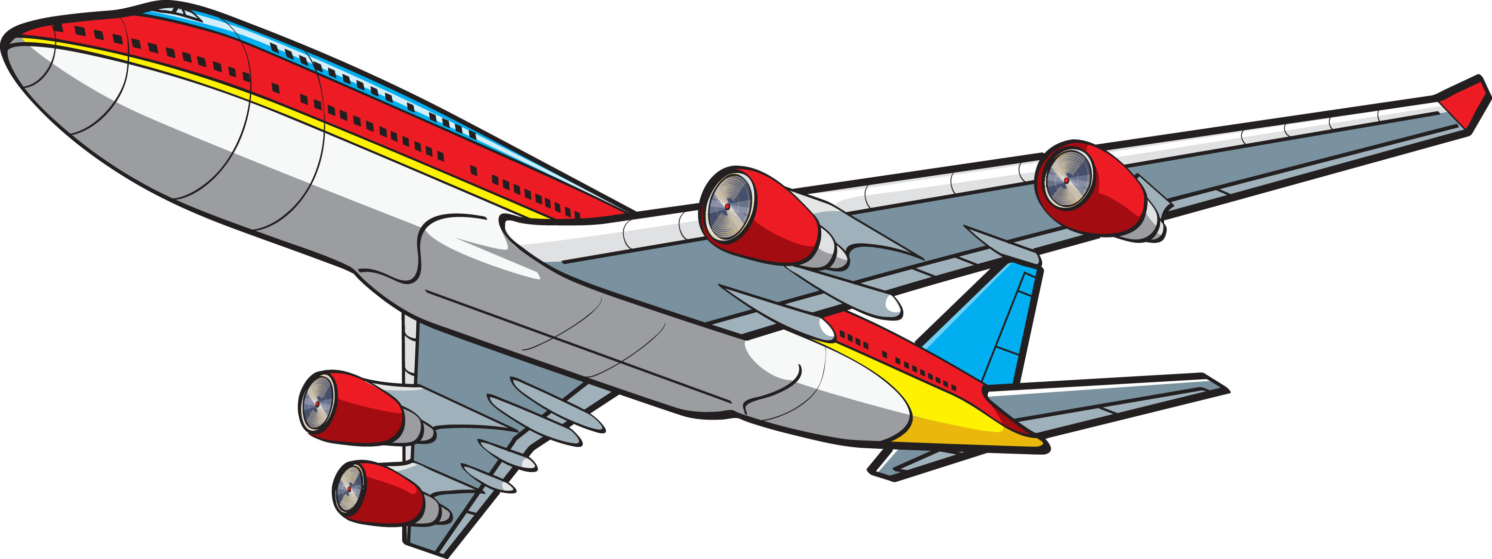 Airplane clipart facing left image royalty free Planes Clipart | Free download best Planes Clipart on ClipArtMag.com image royalty free