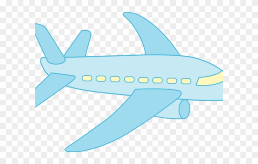 Airplane cute clipart image download Cute Clipart Airplane - Clip Art - Png Download (#343566) - PinClipart image download