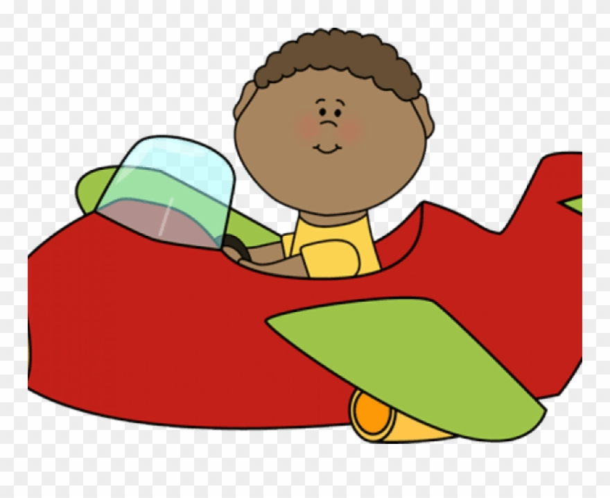 Airplane cute clipart graphic freeuse library Cute Clipart Airplane - Clip Art For Flying - Png Download (#1770995 ... graphic freeuse library