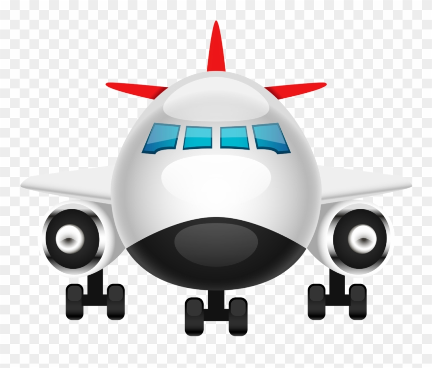 Airplane front clipart banner black and white library Png Black And White Airplane Clipart Images - Airplane Clipart Front ... banner black and white library
