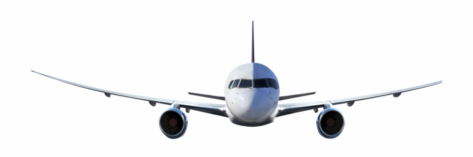 Airplane front clipart clip library download White Plane - Airplane Front Png Free PNG Images & Clipart Download ... clip library download