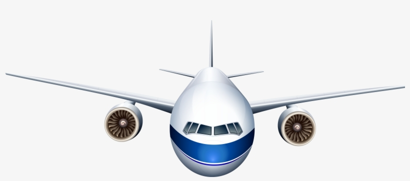 Airplane front clipart png library stock Vector Freeuse Free Clipart Airplane - Aeroplane Front View Png PNG ... png library stock