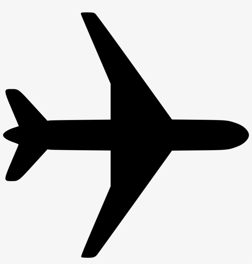 Airplane icon clipart clipart black and white download Plane Clipart Icon - Airplane To Right - Free Transparent PNG ... clipart black and white download