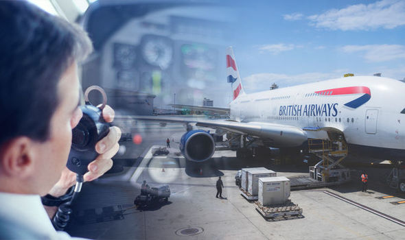 Airplane passenger blonde clipart png transparent stock British Airways: Drunk pilot removed by police from plane after ... png transparent stock