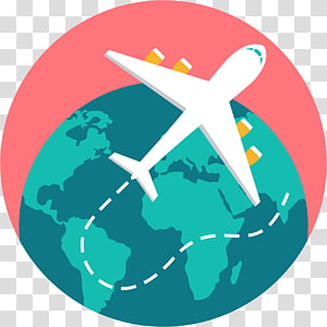 Airplane philippines to us clipart image library download Flight Oneworld American Airlines Round-the-world ticket, airline ... image library download