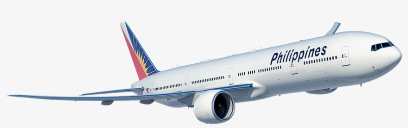 Airplane philippines to us clipart vector royalty free stock Being The Flag Carrier Of The Philippines, This Is - Pal Airplane ... vector royalty free stock
