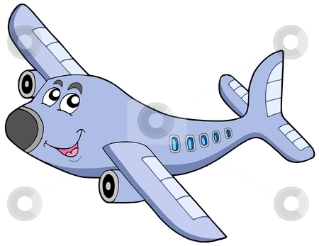 Airplane problem clipart picture transparent download Cartoon airplane stock vector picture transparent download
