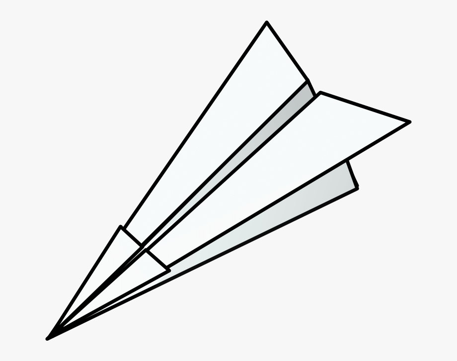 Airplane race clipart clipart free stock Paper Airplane Race Clipart - Transparent Background Paper Airplane ... clipart free stock