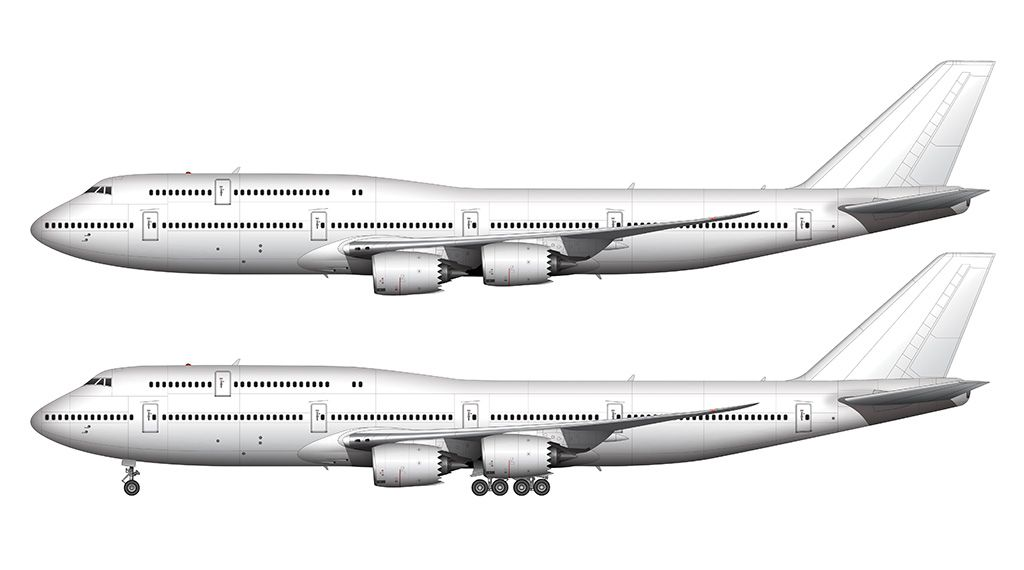 Airplane side view drawing clipart clipart black and white library Collection of Boeing clipart | Free download best Boeing clipart on ... clipart black and white library