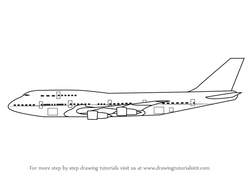 Airplane side view drawing clipart svg transparent Aeroplane paintings search result at PaintingValley.com svg transparent
