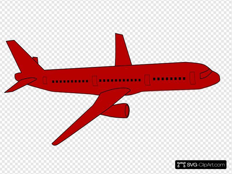 Airplane svg clipart image free download Airplane Clip art, Icon and SVG - SVG Clipart image free download