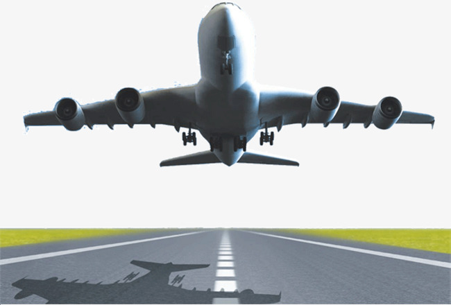 Airplane tracks clipart picture library Download Free png Take Off The Plane, Plane Clipart, Aircraft, Track ... picture library