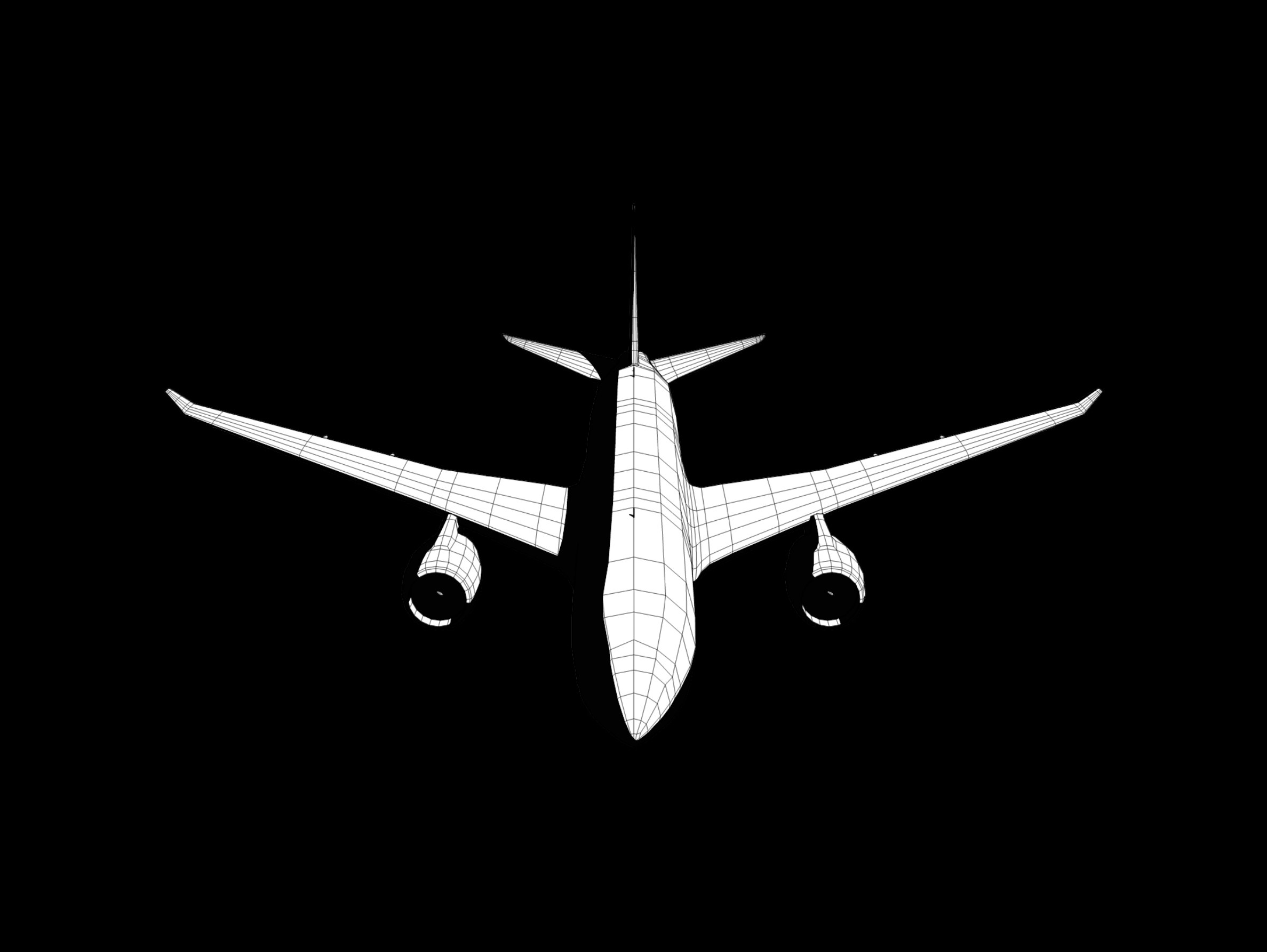 Airplane with tail wheel clipart black and white clipart free library How to Fly a Plane in an Emergency Situation | WIRED clipart free library