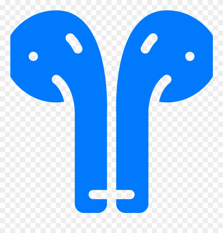 Airpod clipart svg royalty free library Computer Icons Headphones Airpods Clip Art - Airpod Png Icon ... svg royalty free library