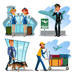 Airport clipart with pets clip free stock Airport Animation Vector Images (over 170) clip free stock