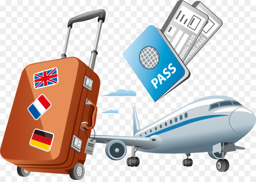Travel clipart images image royalty free library Travel Technology png download - 993*698 - Free Transparent Air ... image royalty free library