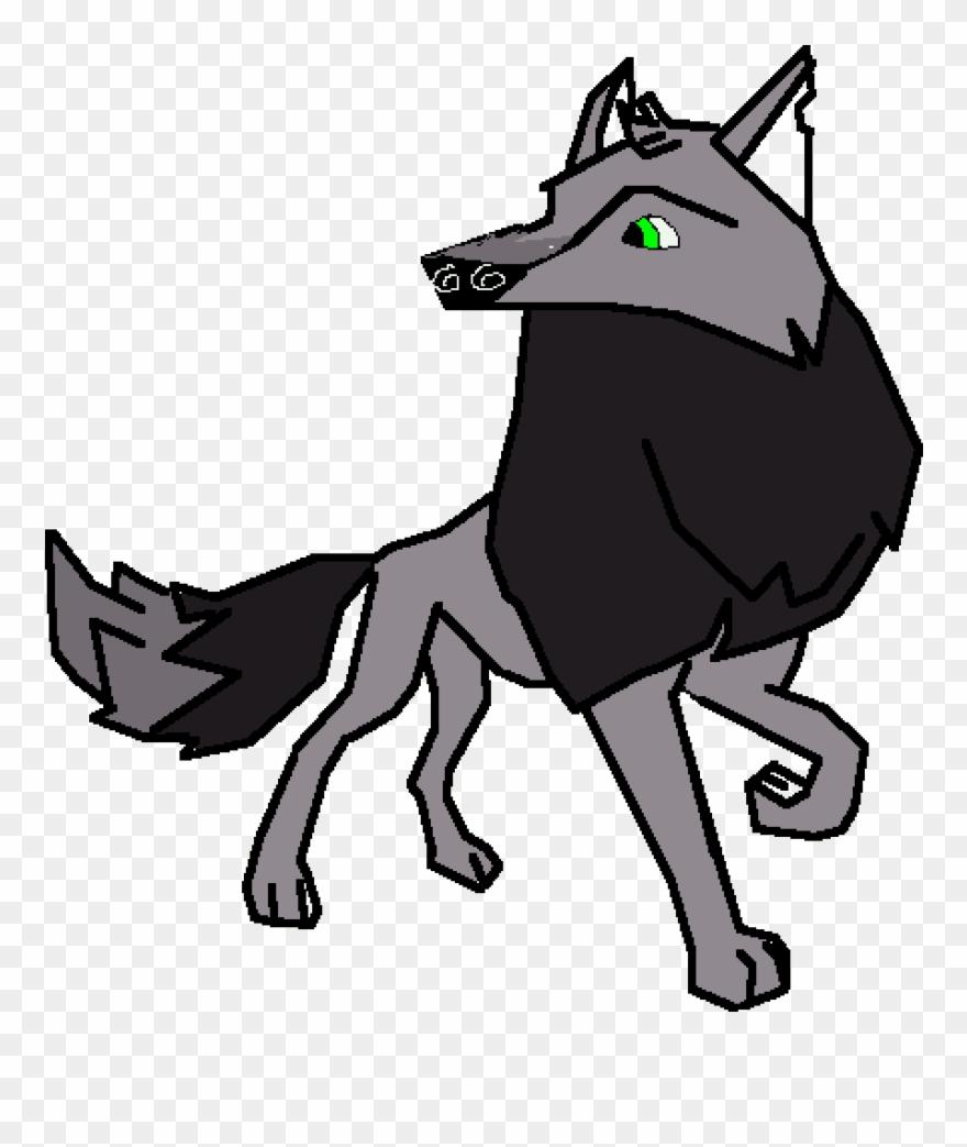 Aj clipart wolf
