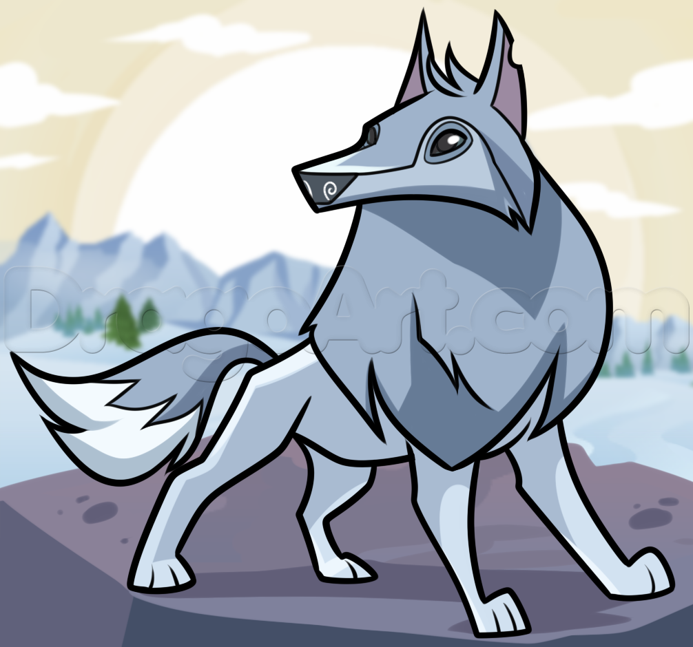 Whip the wolves clipart