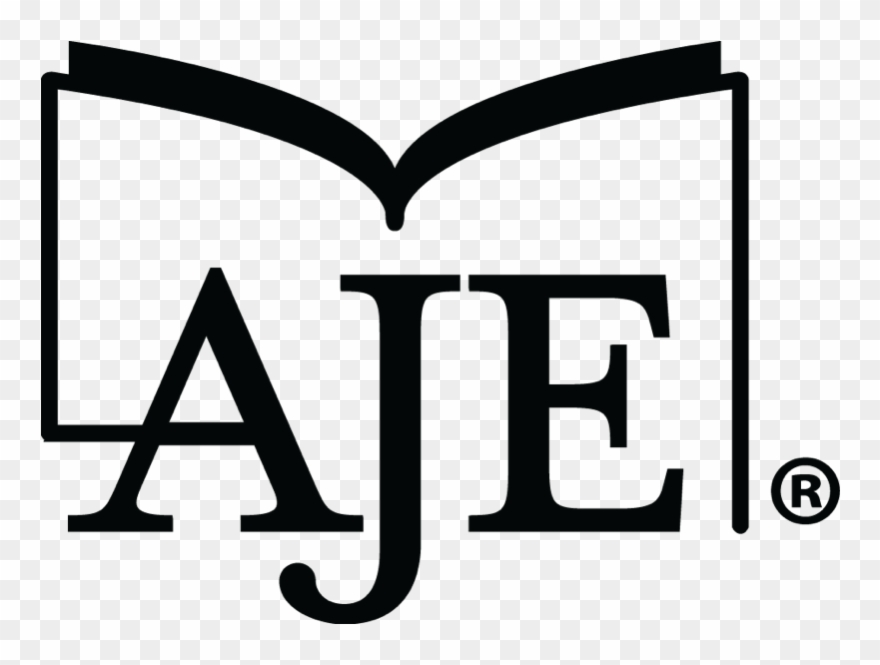 Aje logo clipart graphic black and white download About American Journal Experts - American Journal Experts Clipart ... graphic black and white download