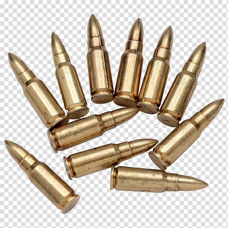 Ak 47 bullet clipart clip freeuse library Brass bullets, Bullet StG 44 Assault rifle AK-47 Cartridge, Bullets ... clip freeuse library
