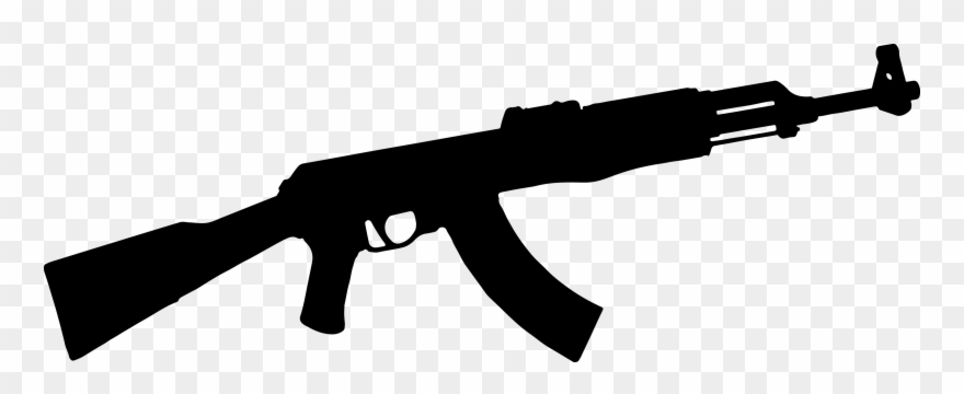 Ak 47 image clipart download Free Ak Cliparts Download Clip Art On - Ak 47 Black Png Transparent ... download