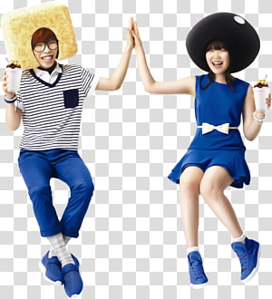Akdong musician clipart png royalty free library Patbingsu transparent background PNG cliparts free download | HiClipart png royalty free library